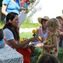 Boulder Waldorf Kindergarten Photo - Last day of the school year picnic when the teachers honor each child as we head off to Summer Break!