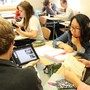 Foxcroft Academy Photo #3 - Students at Foxcroft Academy utilize iPads throughout their academic courses to enhance their learning experiences.