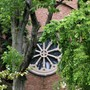 Academy Of The Sacred Heart Photo #8 - The Chapel's rose window, as seen from Kensington Road