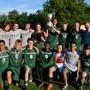 Sandy Springs Friends Middle School Photo - Men's Varsity Soccer Tournament victory