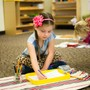 Mission Montessori Photo - The Montessori environment allows children to work at their own pace through hands on, sensory materials.