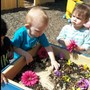 Fishers Landing KinderCare Photo #4 - Take it outdoor activities are a great way to spark a toddlers young mind!!