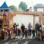 All Nations Christian Academy Photo - Students and teachers on our fully-equipped outdoor playground