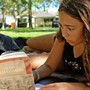 Angeles Workshop School Photo #6 - Reading ancient literature in a local park