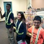 "South Florida School of Excellence Photo #8 - South Florida School of Excellence ""Safety Patrol"" membership is a position of honor. Millions of boys and girls served since the nationwide movement started in the early 1920's. In the morning, safety patrols have a number of duties which include raising the flag, assisting in the cafeteria and gym, and keeping an eye on the students to make sure that rules are followed."