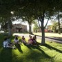 Fountain Valley School Of Colorado Photo #2 - Students relax after classes and before study hall.