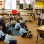 Cornerstone Schools-washington Photo - Second grade teacher Ms. Wright and her students enjoy some read-aloud time.