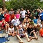 Beaches Chapel School Photo #3 - 5th Grade enjoying the annual Disney Camping Trip!