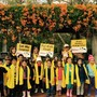 The Creative Learning Center Photo - Our Kindergarten Class celebrating National school choice week