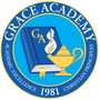 Grace Academy Photo - Grace Academy is balancing the rigor and the relevance in order to prepare students for the 21st century. Our logo displayed on all student uniforms.