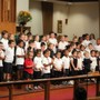 Grace Episcopal Day School Photo #8 - PK3, PK4 & Kindergarten's performance at Grandparents' Day!
