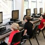 North Florida Christian School Photo #5 - We provide weekly computer classes for 3K students on up.
