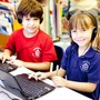 St Cecelia Catholic School - Clearwater, Florida Photo #6 - St. Cecelia Interparochial Catholic School is diligently working to ensure our students have critical skills for success. We are very fortunate to have technology integrated in all of our classes from PreK-3 to 8th grade.