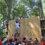 The Bedford School Photo - Our challenge course is designed to build teamwork and responsibility.