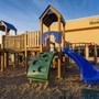Alexander Graham Bell Montessori School Photo #2 - One of several outside play areas.