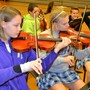 Rockford Lutheran School - Jr/sr High School Photo - Junior High Orchestra