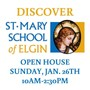 St. Mary School Photo #2 - Please join us to discover St. Mary School on 1/26 from 10AM-2:30PM. You will have the opportunity to meet and speak with our Principal, Faculty, Staff, and Current Students. You will also get an insider's look at any of our classrooms! (Preschool through 8th Grade.)